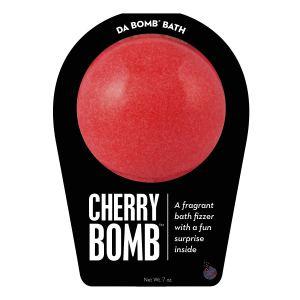 cherry bath bomb